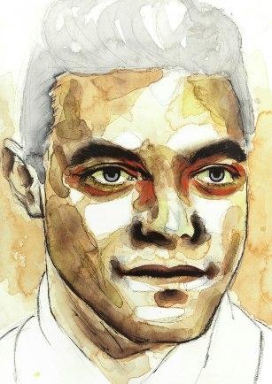 Rami Malek by akuma